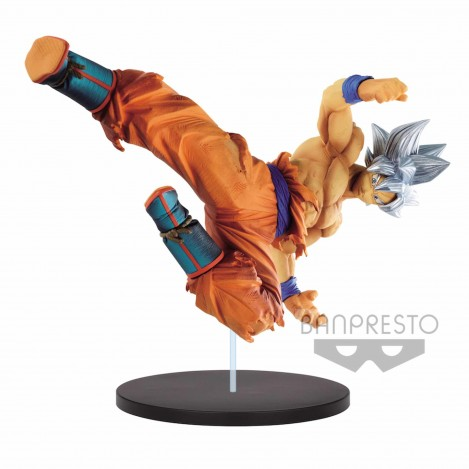 Figura Son Goku Ultra Instinct - Goku FES!! - Dragon Ball Super