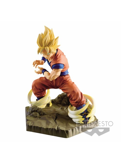 Figura Son Goku - Absolute Perfection - Dragon Ball Z