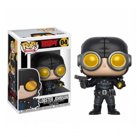 Figura Funko POP Lobster Johnson - Hellboy