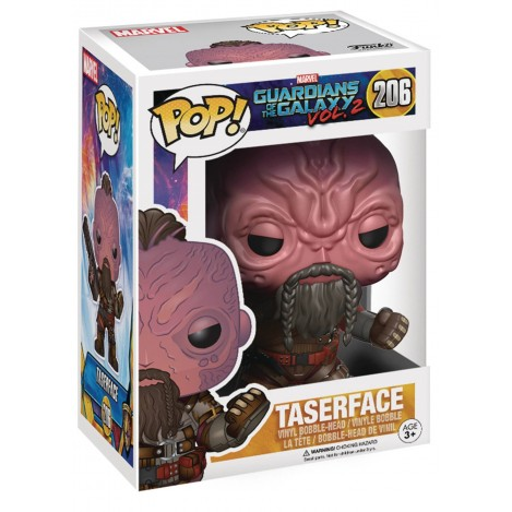 Figura Funko POP Taserface - Guardianes de la Galaxia