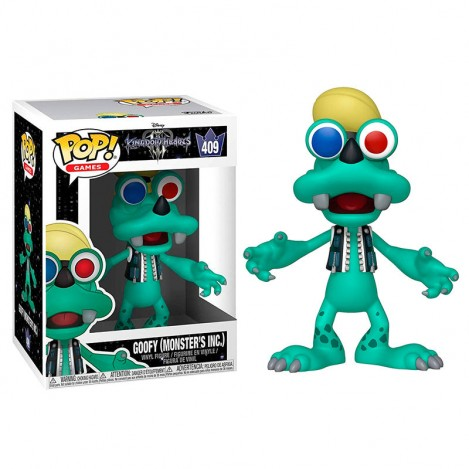 Figura Funko POP Goofy Monsters Inc. - Kingdom Hearts 3