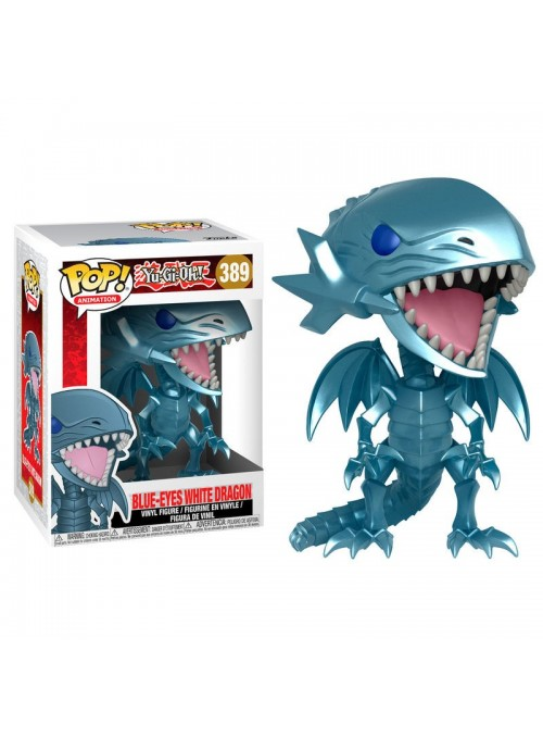 Figura Funko POP Blue Eyes White Dragon - Yu-Gi-Oh!