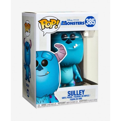 Figure Funko POP Sulley - Monsters, Inc.