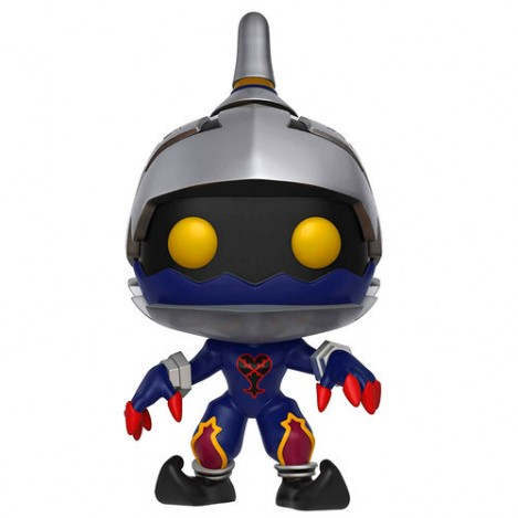 Figura Funko POP Soldier Heartless - Disney Kingdom Hearts 3