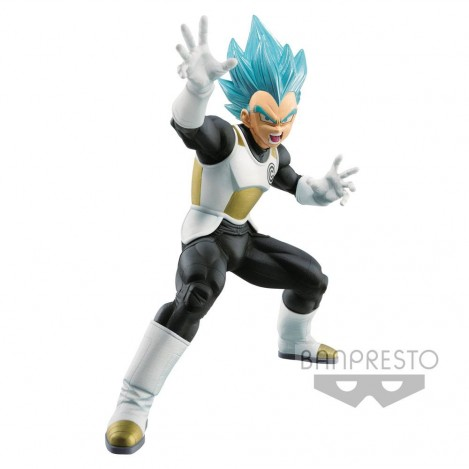 Figura Transcendence Art - Vegeta Blue - Super Dragon Ball Heroes