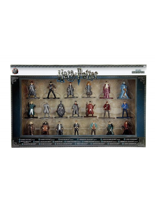 Set 20 muñecos metalfigs - Harry Potter