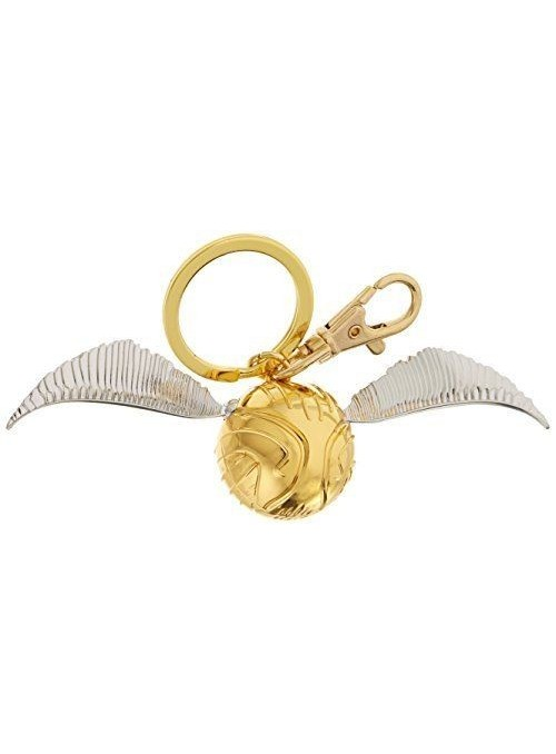 Llavero Snitch dorada - Harry Potter