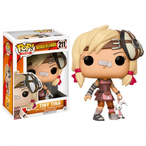 Figura Funko POP Tiny Tina - Borderlands