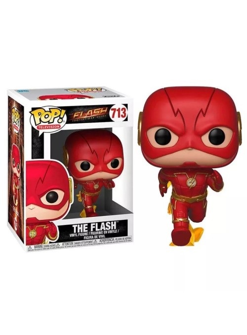 Figura Funko POP The Flash - DC Comics