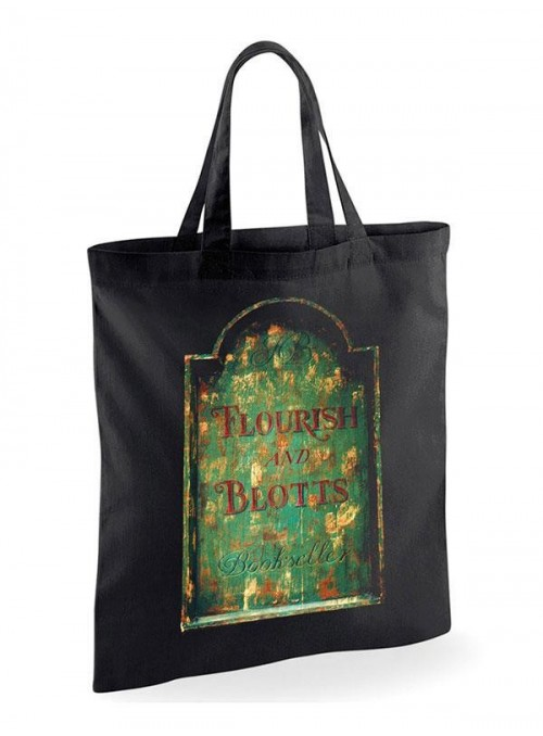 Bolsa Fourish and Botts - Harry Potter