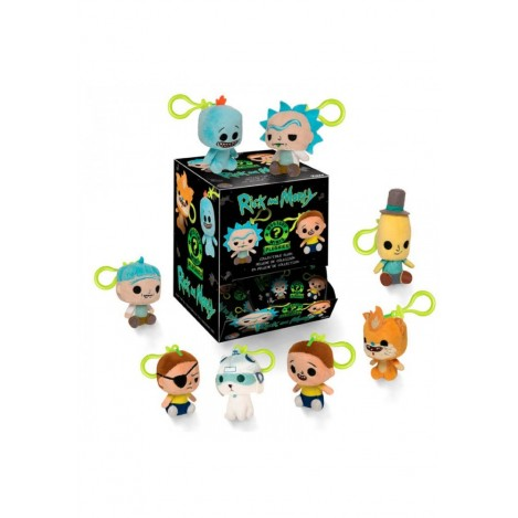 Llavero Pocket Funko POP Mystery Rick & Morty