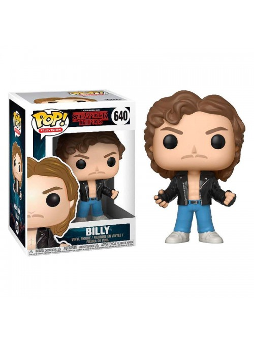 Figura Funkos POP Billy at Halloween - Stranger Things