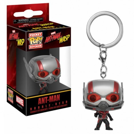 Llavero Pocket Funko POP Ant-Man - Ant-Man and the Wasp