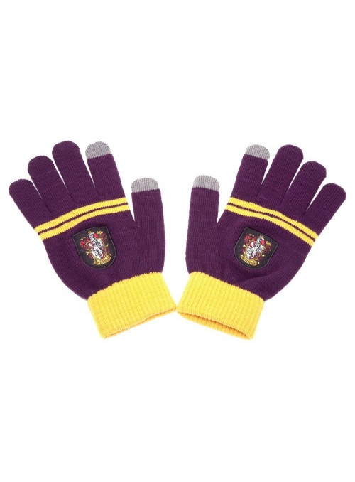 Guantes E-Touch Gryffindor - Harry Potter