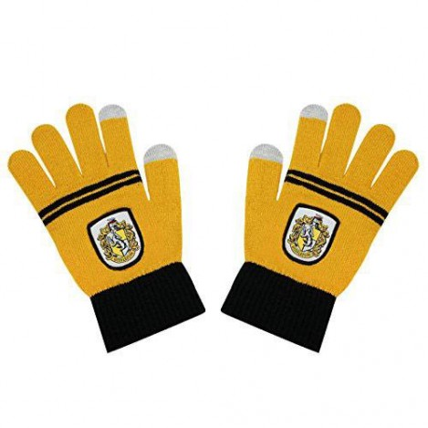 Guantes E-Touch Hufflepuff - Harry Potter