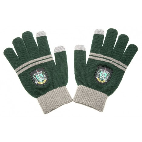 Guantes E-Touch Slytherin - Harry Potter
