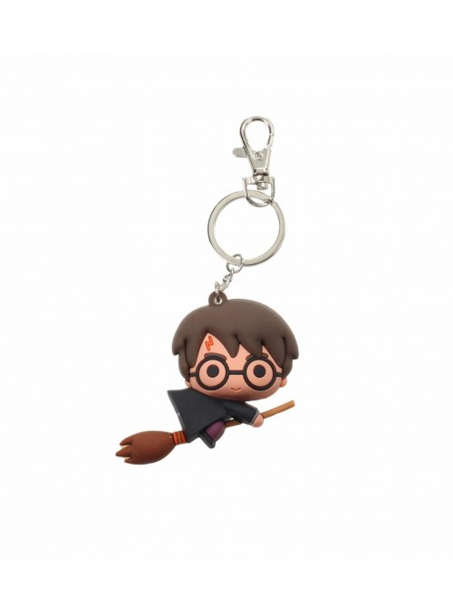 Llavero Harry Potter en la Nimbus - Harry Potter