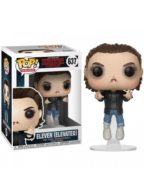 Figura Funko POP Eleven Elevated - Stranger Things