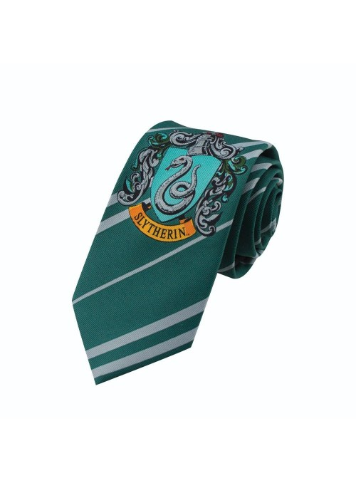 Corbata Niño Slytherin - Harry Potter