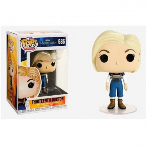 Figura POP Doctor Who 13th Doctor w/out Coat