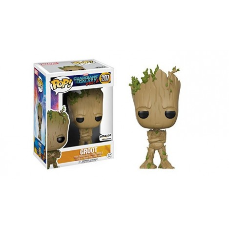 Figura Funko POP Teenage Groot - Marvel Guardians of the Galaxy 2