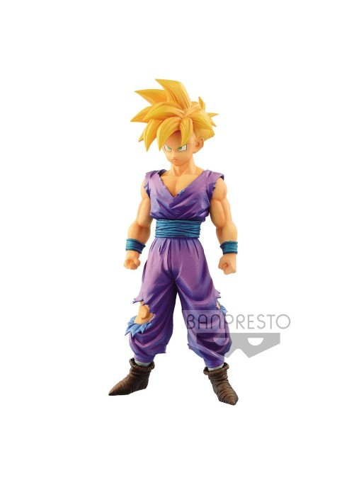 Figura Grandista Resolution of Soldiers Son Gohan - Dragon ball