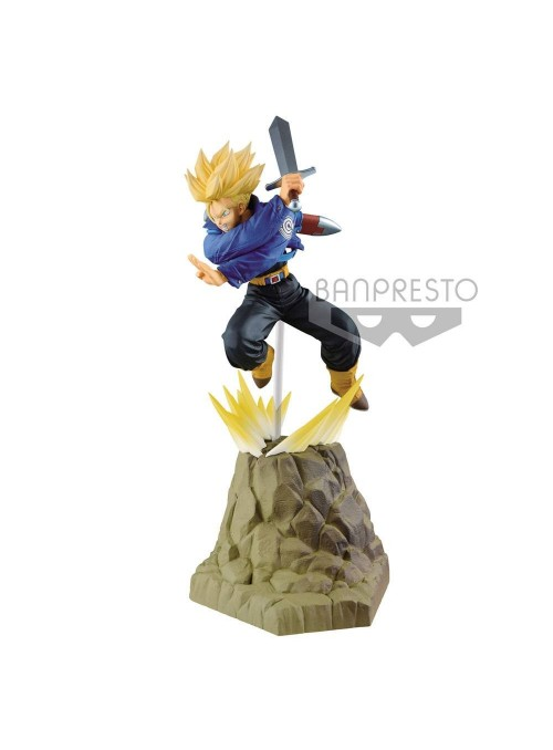 Figura absolute Perfection Trunks - Dragonball