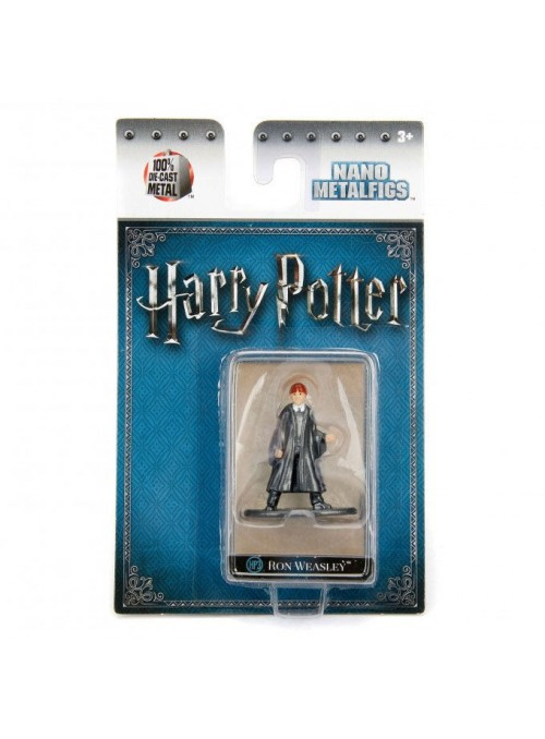 Muñeco Metalfig Ron Weasley (HP3) - Harry Potter