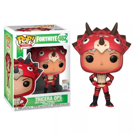 Figura Funko POP Tricera Ops Series 2 - Fortnite