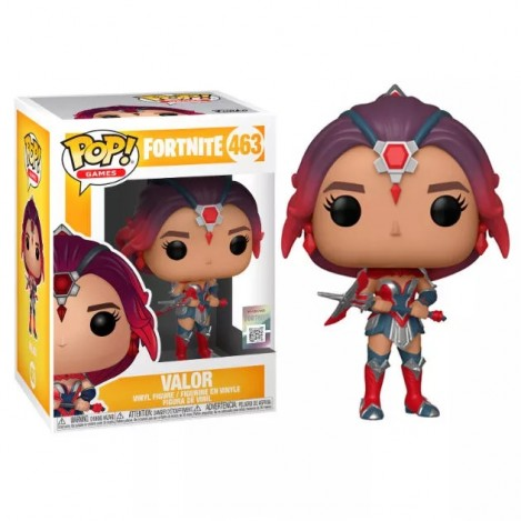 Figura Funko POP Valor Series 2 - Fortnite