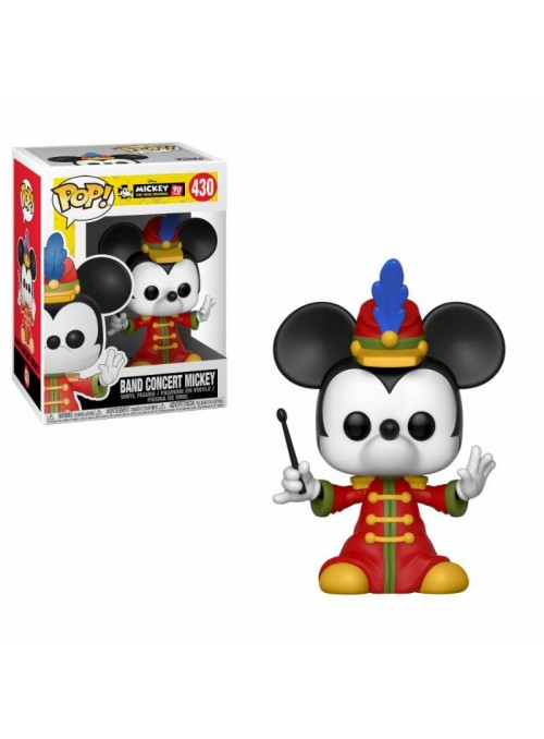 Figura Funko POP Band Concert - Mickey Maus 90th Anniversary