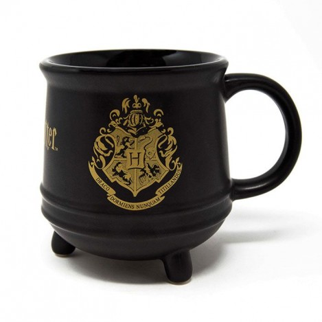 Taza 3D Hogwarts Crest - Harry Potter