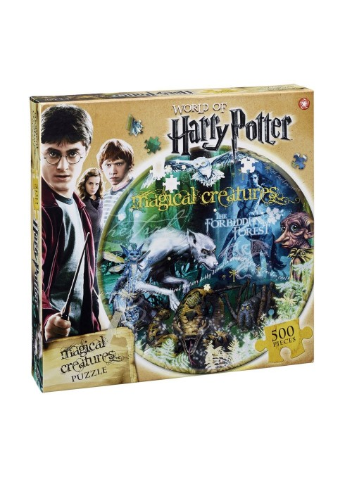 Puzzle Magical Creatures - Harry Potter