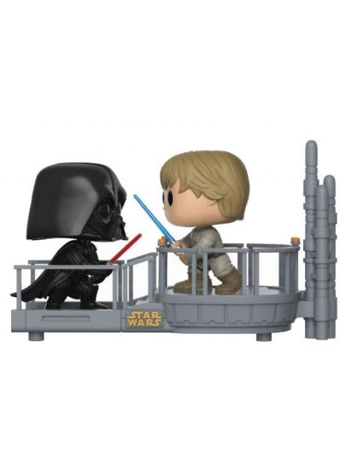 Set Figuras Funkos POP Duelo - Star Wars