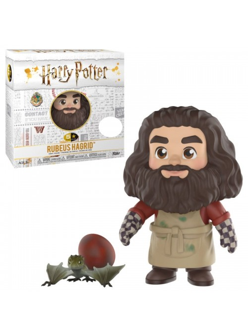 Figura 5 Star Hagrid vinyl Exclusive - Harry Potter