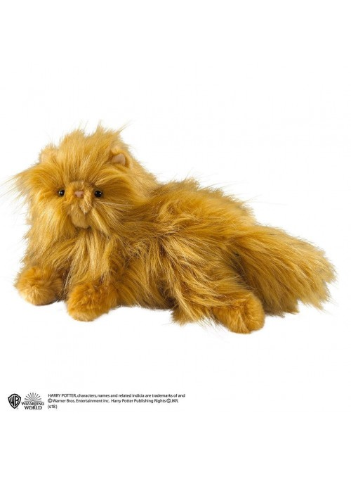 Peluche Crookshanks 25 cm - Harry Potter
