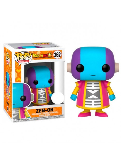 Figura Funko POP Zen-Oh Exclusive - Dragon Ball Super