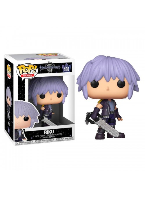 Figura Funko POP Riku - Disney Kingdom Hearts 3