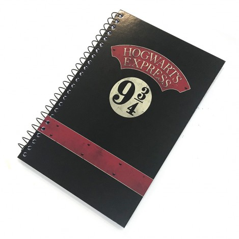 Libreta Hogwarts Express - Harry potter