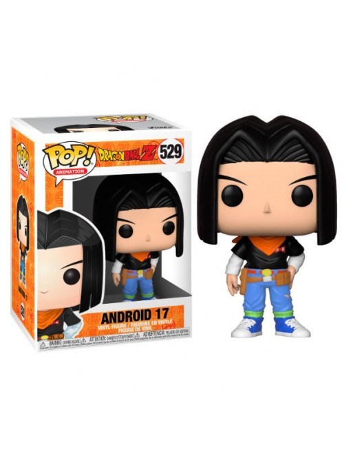 Figura Funko POP Android 17 - Dragon Ball Z