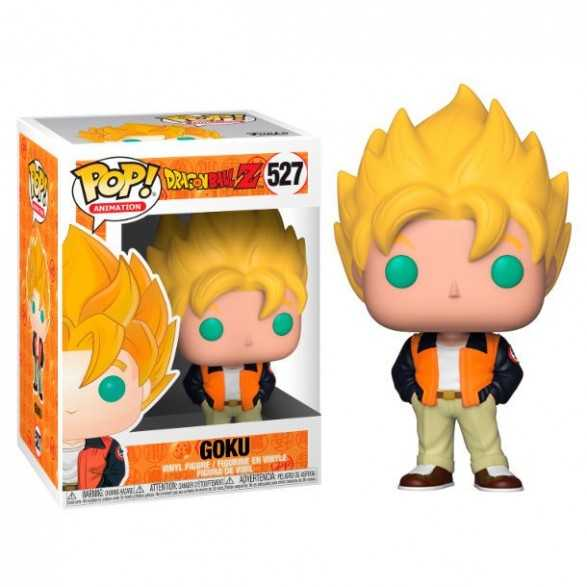 Figura Funko POP Goku Casual - Dragon Ball Z