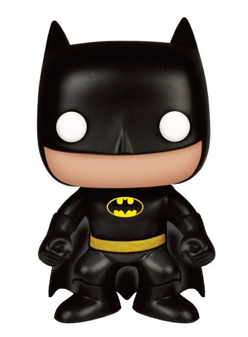Figura Funko POP Batman (Classic) - DC Comics