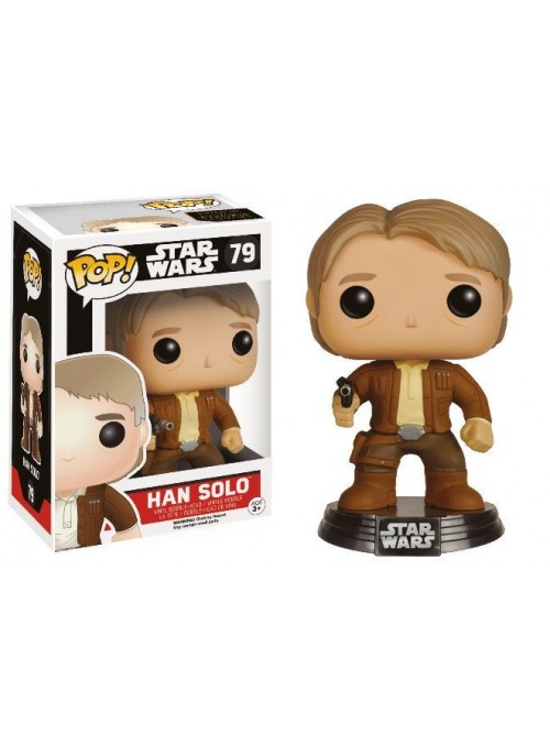 Figura Funko POP Han Solo - Star Wars Episode VII