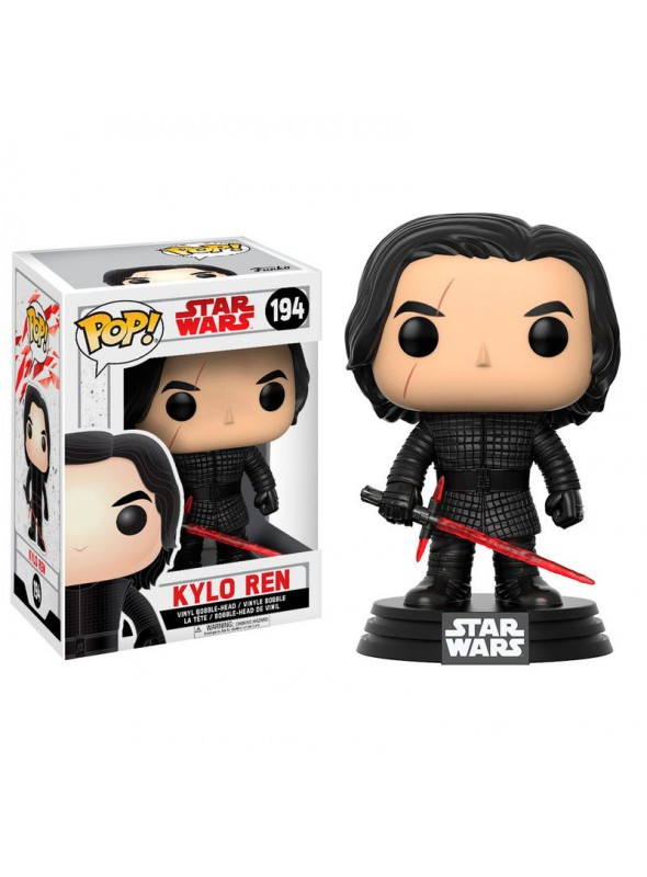 Figura Funko POP Kylo Ren - Star Wars Episode VIII