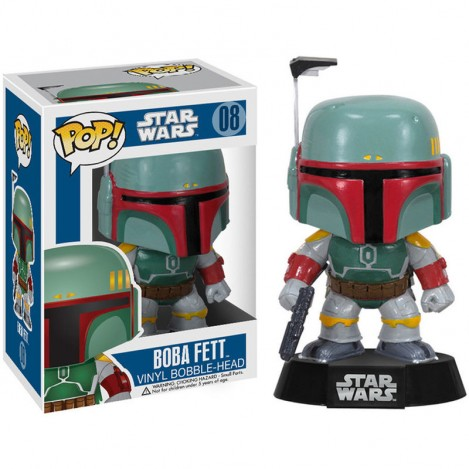 Figura Funko POP Boba Fett - Star Wars