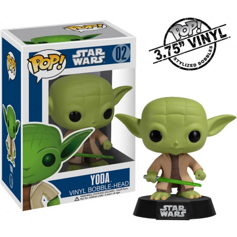 Figura Funko POP Yoda - Star Wars