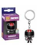 Llavero Pocket Funko POP Burnout - Fortnite