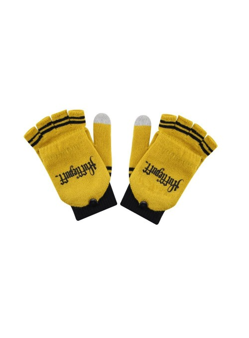 Guantes Hufflepuff - Harry Potter