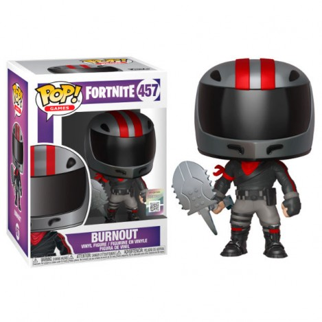 Figura Funko POP Burnout Series 2 - Fortnite