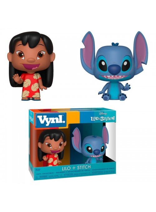 Set Figura Funko POP Lilo & Stitch - Disney